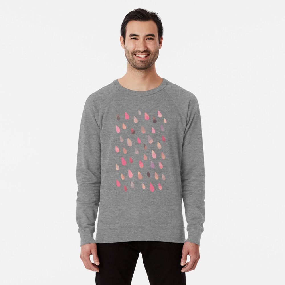 Opaltropfen - Dawn Colorway Leichter Pullover