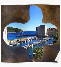 Old Town - Dubrovnik Poster