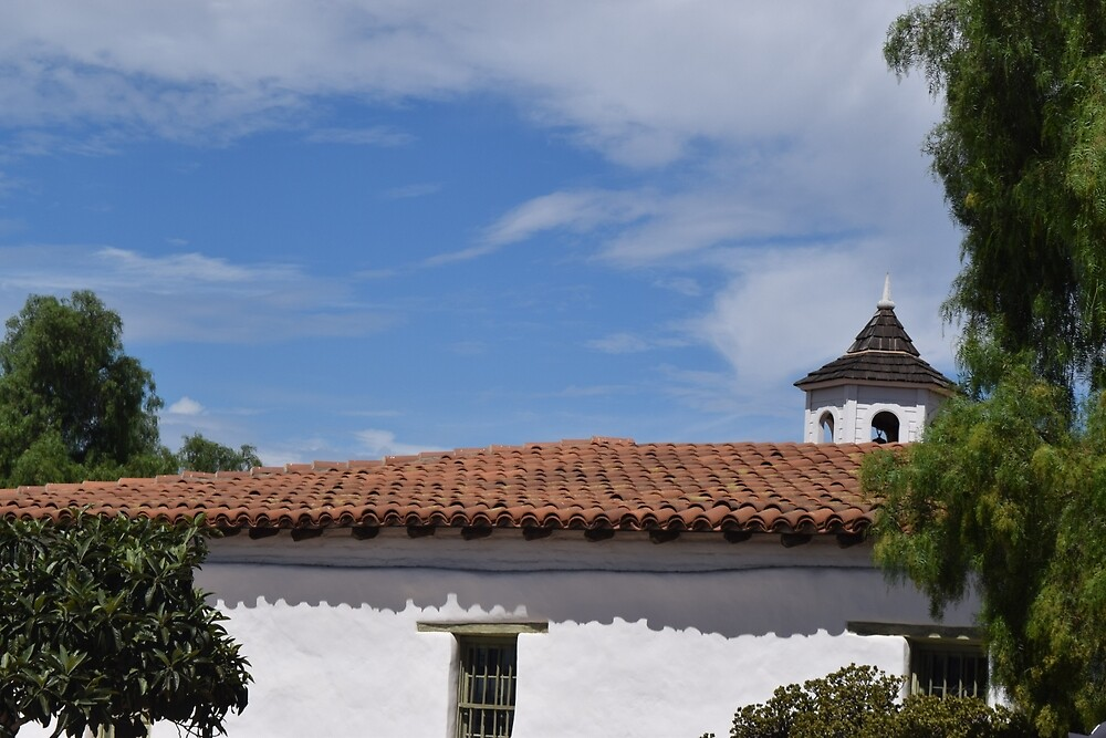 Old Town San Diego by Willcav