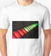 Synthesizer Control Light Six T-Shirt