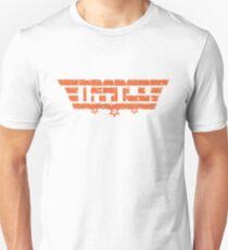 Trance Wings - Orange T-Shirt