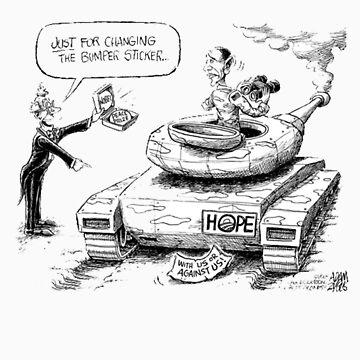 obama nobel peace prize by dabear