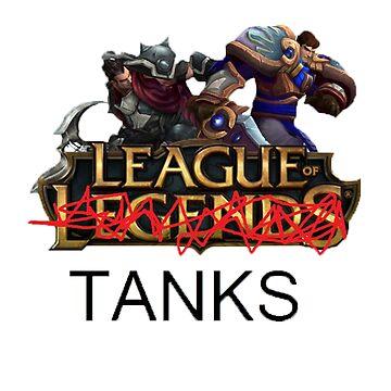 League of tanks by ZERK