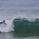 Surfer by Of Land & Ocean - Samantha Goode