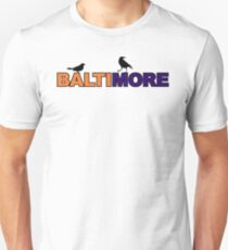 Baltimore Birds Unisex T-Shirt