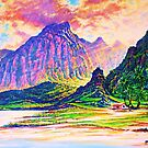 Around the Bend - in Gods Presence by jyruff