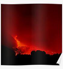 Il fiume di fuoco Poster