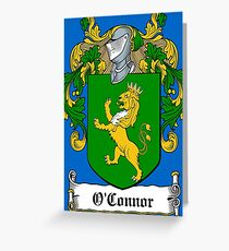 O'Conner (Kerry) Greeting Card