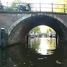 The Many Bridges of Amsterdam by LexieMaddock
