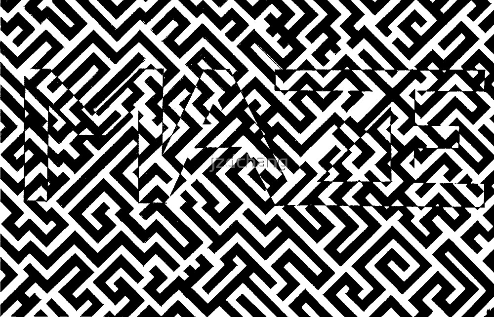 Maze by jzdchang