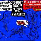 Ridiculous Humor- Smoking Babies Comic by tommytidalwave