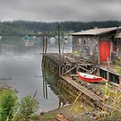 The Old Wharf by Lori Deiter