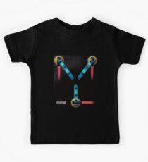 Back to the Future - Flux Capacitor Kids Clothes