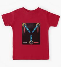 Back to the Future - Flux Capacitor Kids Tee