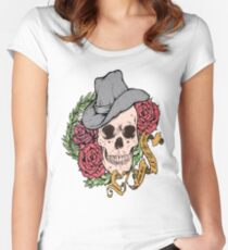 Romance Women's Fitted Scoop T-Shirt