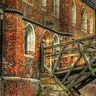 Queens' College / Mathematical Bridge by Yhun Suarez