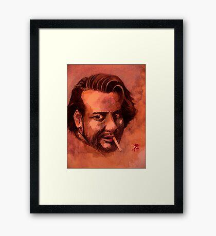 Micky Framed Print