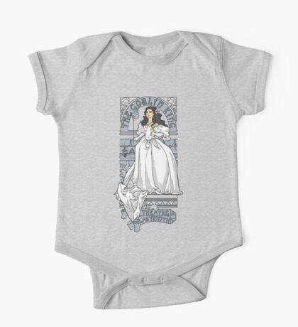 Theatre de la Labyrinth shirt v2 Kids Clothes