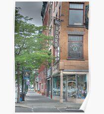 Mando Books - Cortland, NY Poster