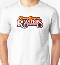 Kenny Rogers Roasters Slim Fit T-Shirt