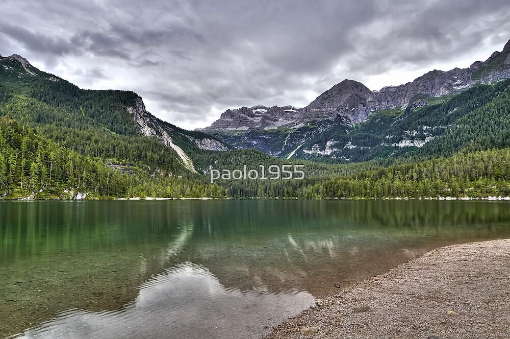 Tovel Lake - Italy by paolo1955