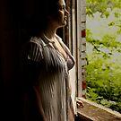 Nika Waiting by Erovisions Studio