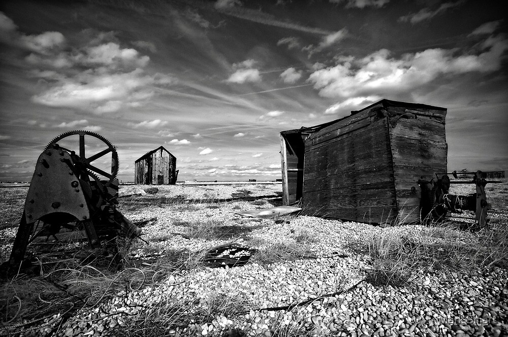 Wooden sheds by Mark Smart