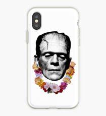 Tropical Frankenstein iPhone Case