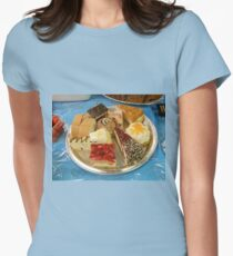 Assorted Cakes Women's Fitted T-Shirt