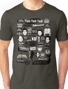 Seinfeld Quotes Unisex T-Shirt