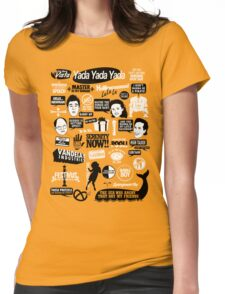 Seinfeld Quotes Womens Fitted T-Shirt