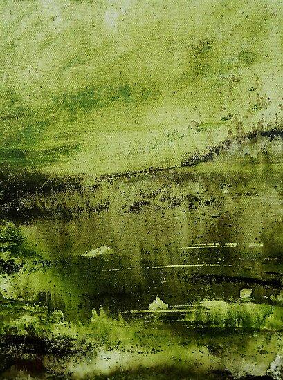 Forest Moss by Karen King