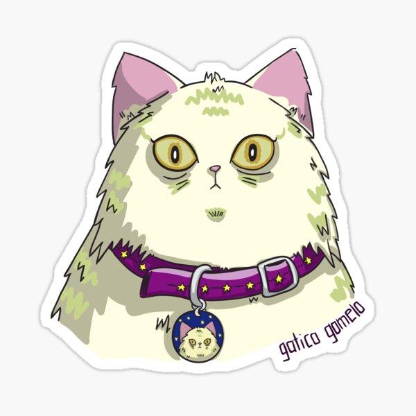 y kitty Sticker