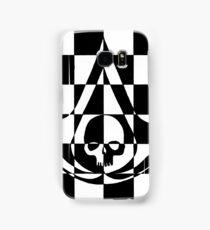 Black Flag Samsung Galaxy Case/Skin