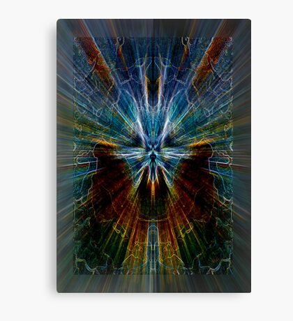Transfer of Energy Canvas Print