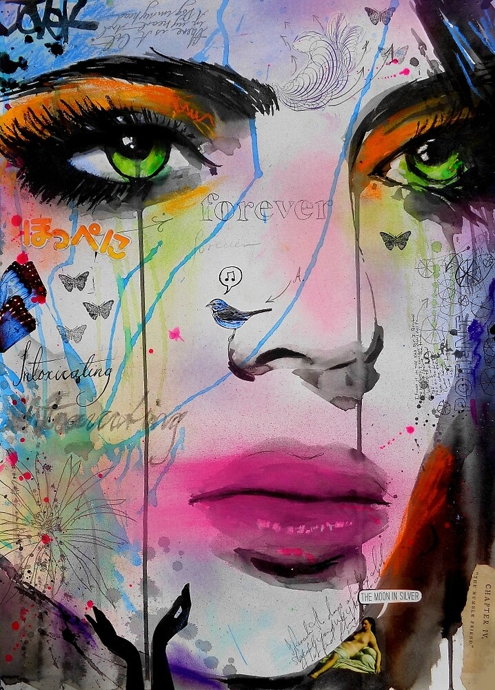 forever intoxicating by Loui  Jover