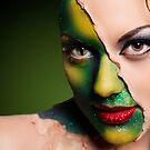 Alien woman by Andrey Popov