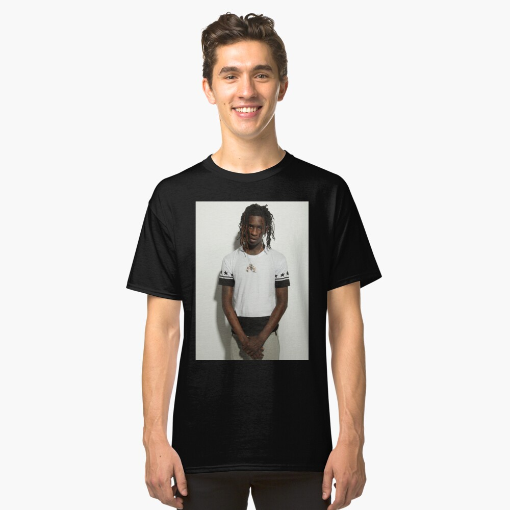 Young Thug Classic T-Shirt Front