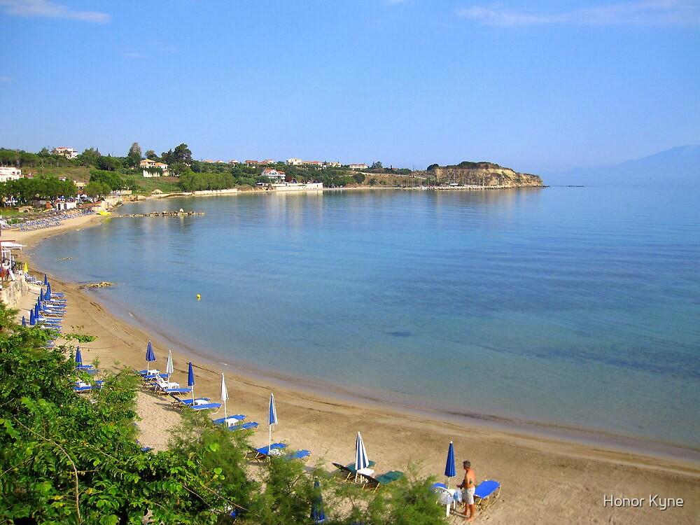 Tsivili Beach by Honor Kyne