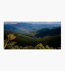 Mt Mee Landscape - Queensland Photographic Print