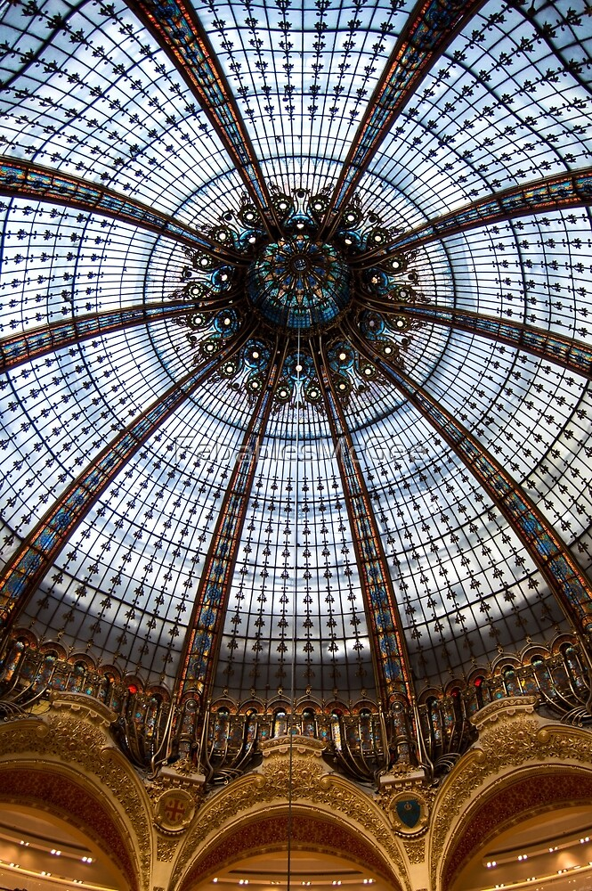 La Galeries Lafayette by FabablesMcGee