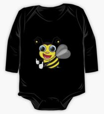 bees knees t-shirt One Piece - Long Sleeve