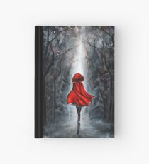 Little Red Riding Hood Hardcover Journal