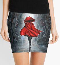 Little Red Riding Hood Mini Skirt