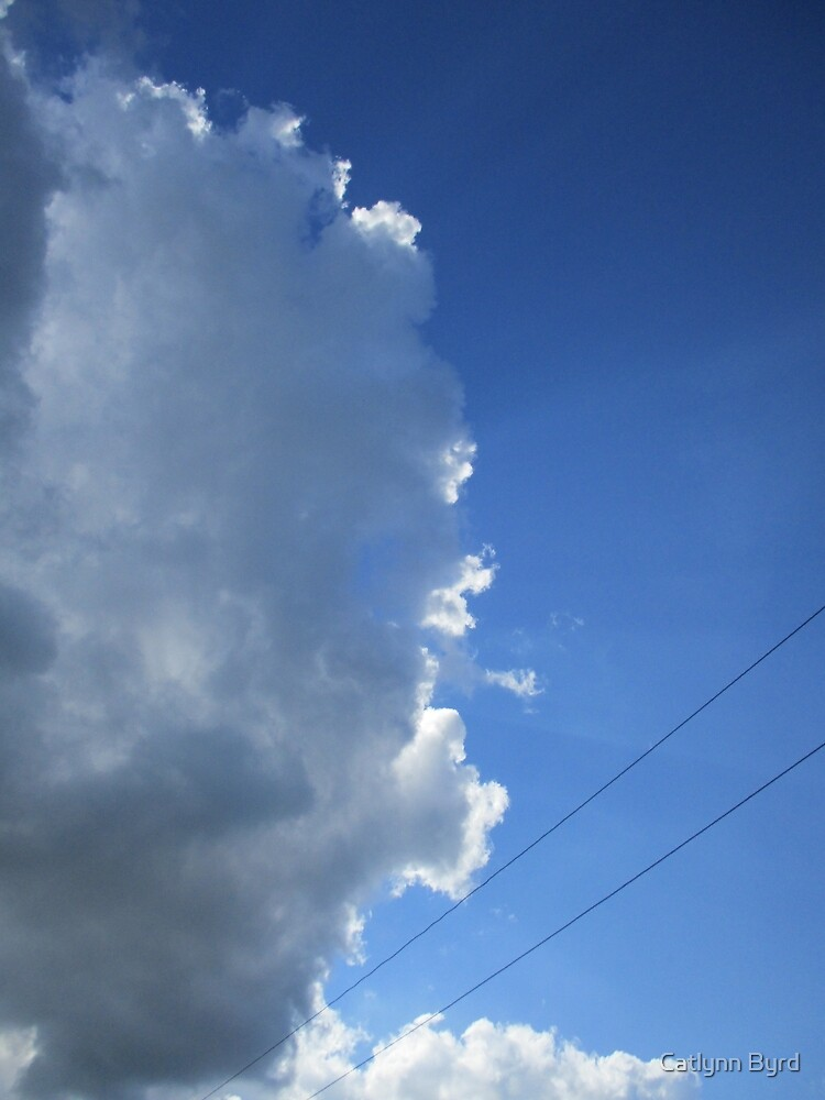 Cloud by Catlynn Byrd