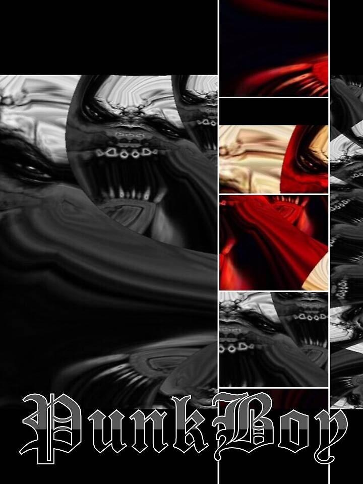 gothic horror 1 by Punkboyart