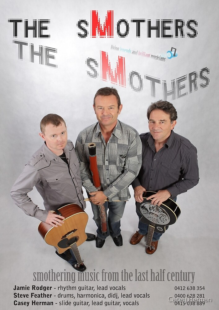 the sMothers Next (But Actually First) Live Gig by Casey Herman