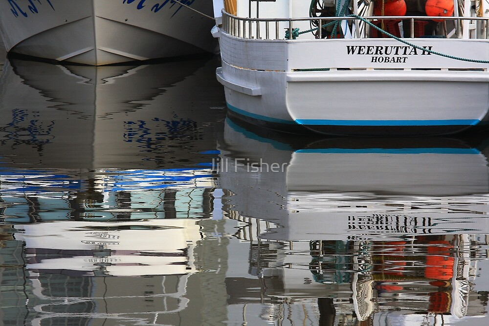 Reflected in Silver by Jill Fisher
