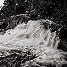 Eagle Falls 3 by Jeffrey  Sinnock