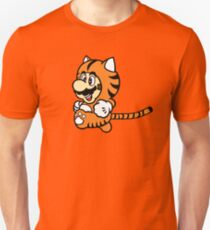 Tiger Suit Unisex T-Shirt